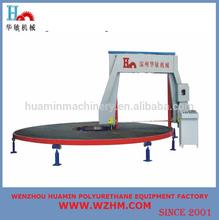 Carrousel /horizontal splitting foam cutting machine/foam cutting machine