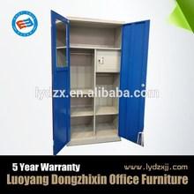 2014 Home Furniture Indoor Godrej Steel Almirah / Steel Locker / Cheap Wardrobe
