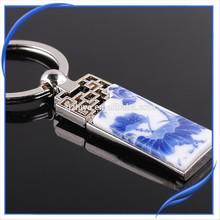 wholesale fashion custom led mobile phone key chain