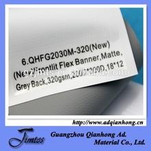 9oz pvc panaflex manufacturer / Frontlit PVC Flex banner / lona matte