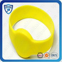 Powerful Energy 13.56Mhz Silicon Wristband