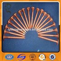 Cheap Flat Head Copper Nails Accessories
