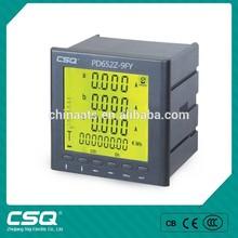 PD562Z-9FY LCD meter energy meter multifunction meter measure current, voltage, active power, reactive power