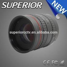 manual focus f1.2 8.0megapixel 35mm manual iris ir cut filter hidden cctv camera optic lens