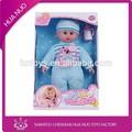 più venduto giocattoli 2014 nuovo design shantou fabbrica giocattoli bambole di plastica che sembrano veri