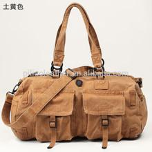 European classic style fashion canvas men handbag wholesale in China