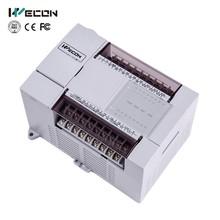 LX 24 I/O plc mini free plc programming software developed by Wecon