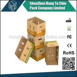 Hungtochin Pack direct factory custom perforated carton box