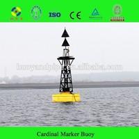China supplier CCS IALA UHMWPE navigation buoy