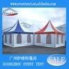 4*4m unique colorful tent for storage