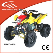 200cc GY6 oil cooled cheap atv for sale