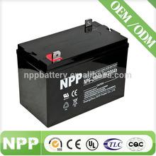 6V 200AH Battery Manufacturer Sealed Lead Acid Long Life Garden Battery