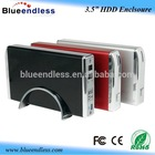 3.5 Inch External HDD Drive enclosure/case