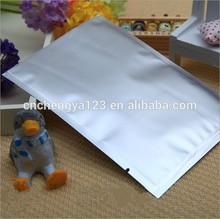 Silver Aluminum Foil Mylar Bag Vacuum Sealer Package Shipping Safety Food