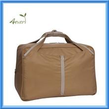 Easy carry on Nylon travel bag Ripstop nylon bag Waterproof nylon bag