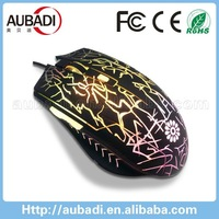 Original 6 Buttons Adjustable DPI USB Wired optical Gaming Mouse for PC