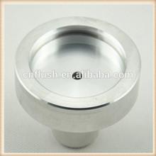 Aluminum parts custom fabrication services