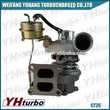 CT26 turbocharger for Toyota Landcruiser