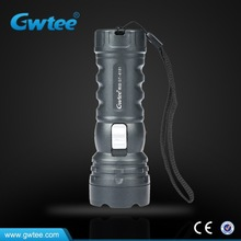 Plastic small sun flash LED light,rechargeable torch,LED rechargeable flashlight