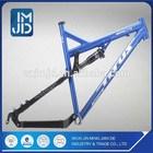 OEM wholesale aluminum alloy DH(downhill) bike frame die casting