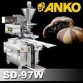 anko pequeña fábrica de moldeado de la formación de procesador lleno de galletas de la máquina