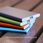 5400mah backup emergency battery smart mobile power bank for cell phone