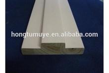 Cheap white primed door frame,door jamb