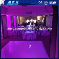 2015 Entertainment Dance Floor/led dj stage lighting/led dance floor animation