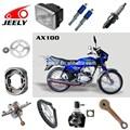 China fábrica de motos peças genuínas peças da motocicleta( ax100)