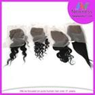 Grade aaaaaa best selling new fashion loose wave 100% brazilian virgin hair lace closure