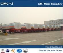 Bulk fuel tanks for sale,CIMC Bulk Cement Tanker Trailer In Vietnam