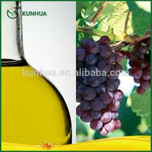 Kunhua 100% Natural Grape oil Hot Sale