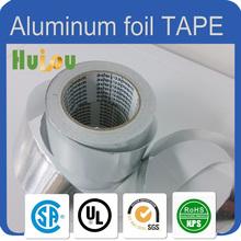 good quality cheaper price reinforced aluminum foil tape / fireproof aluminum foil tape