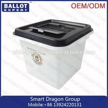 JYL-BB021 PP voting ballot boxes, Election ballot box, transparent ballot boxes