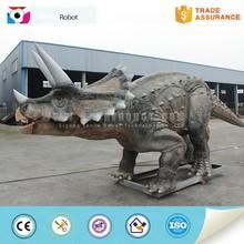 Outdoor animated dinosaurio animatronic