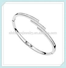 New arrival crystal bracelet bangle MB0001-1