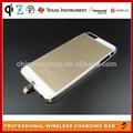 2014 produto novo para o iphone da apple 6 plus qi caso carregador sem fio