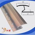 Tapete tira de borda, escada de proteção de borda, coisas feitas de metal