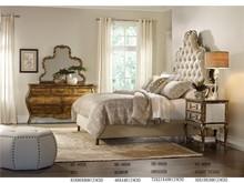 bedroom furniture dresser antique white/antique furniture mirrored wardrobe/antique living room furniture
