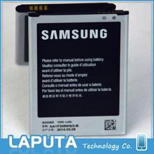 For Samsung S4 mini i9190 original mobile battery,3.7V 1900mAh,1year warranty