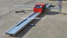 portable mini /gantry CNC plasma and flame cutter cutting machine