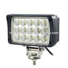 Auto led work light 36w for marine jeep 48w off road led bar Truck led work lamp 48w led work light for atv utv suv