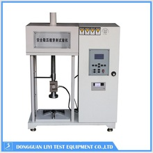 Safety Shoes Compression and Puncture Tester