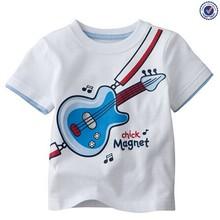 fashion clothing new printed baby t-shirts wholesale