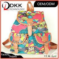 Lady Backpack Travel Casual School Shoulder Bag