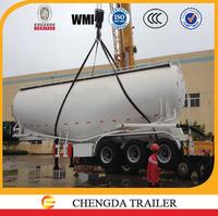 36 - 42cbm cement bulker semi trailer bulk cement tank trucks sale