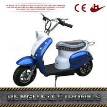 High quality electric start pocket bike