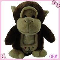 New custom design plush stuffed soft toys animal toys