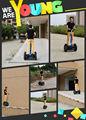 Vendita fabbrica carriola lectric, auto smart singola ruota equilibrio bici