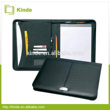 Luxury PU Organizer Notebook, Portfolio
